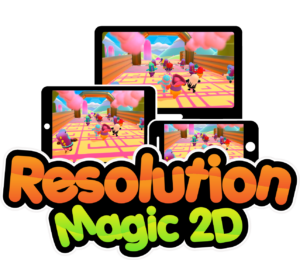 Resolution-Magic-2D